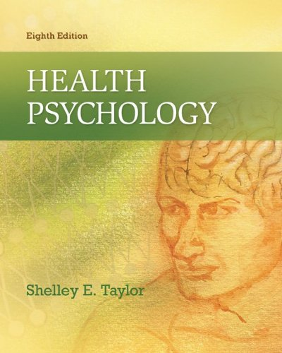 Health Psychology 9780078035197