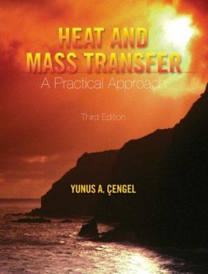 Heat and Mass Transfer: A Practical Approach W/ Ees CD 9780073250359