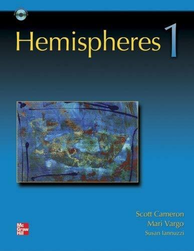 Hemispheres 1 [With CD (Audio)] 9780077191054