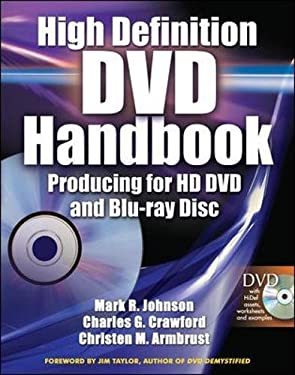 High Definition DVD Handbook: Producing for HD DVD and Blue-Ray Disc [With DVD] 9780071485852