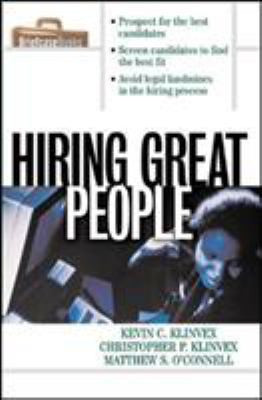 Hiring Great People 9780070718722