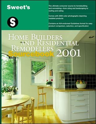 Home Building and Remodeling Sourcebook 9780071370929