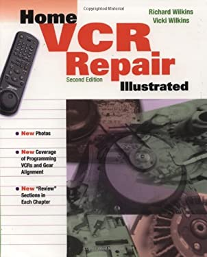 Home VCR Repair Illustrated 9780070707696
