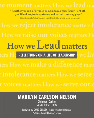 How We Lead Matters: Reflections on a Life of Leadership 9780071600170