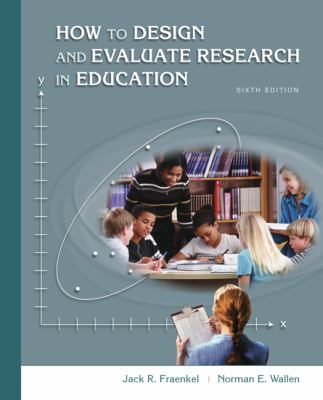 How to Design and Evaluate Research in Education [With Online Access Code] 9780073126548