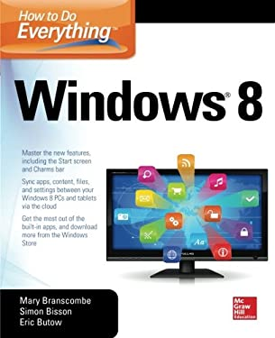 How to Do Everything Windows 8 9780071805148