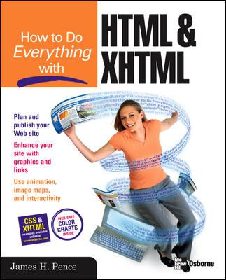 How to Do Everything with HTML & XHTML 9780072231298
