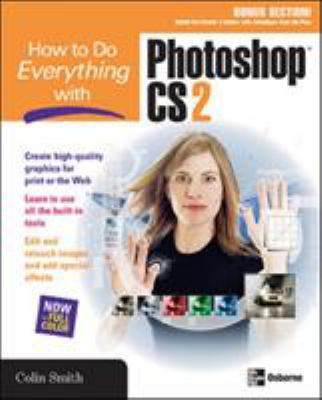 How to Do Everything with Photoshop Cs2 9780072261608