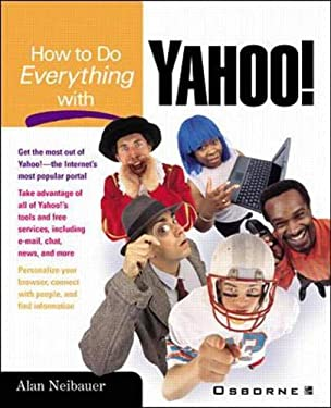 How to Do Everything with Yahoo 9780072125610