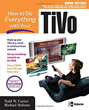 How to Do Everything with Your TiVo 9780072231403