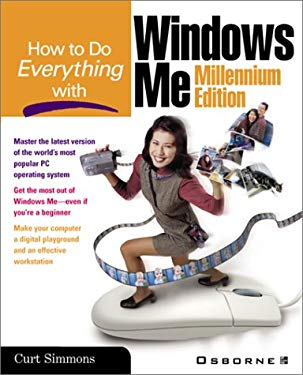 How to Everything with Windows Me 9780072130393
