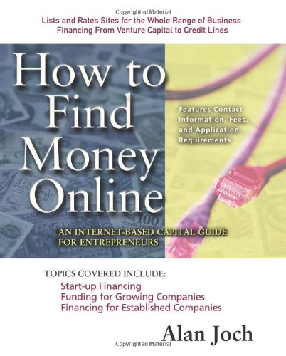 How to Find Money Online 9780071360609