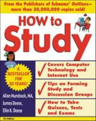 How to Study 5/E 9780071406079