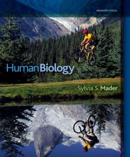 Human Biology 9780077280116