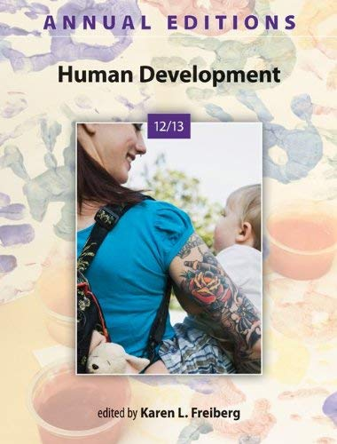Human Development 9780078051289