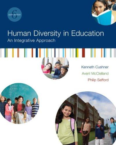 Human Diversity in Education: An Integrative Approach 9780073525976