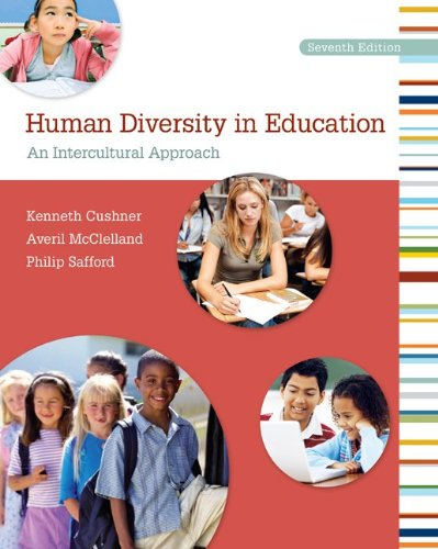 Human Diversity in Education: An Intercultural Approach 9780078110276