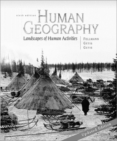 Human Geography 9780072431391