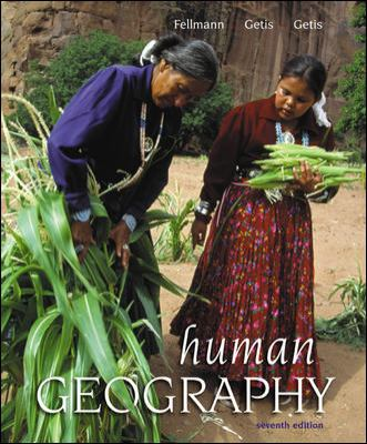 Human Geography 9780072460759