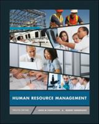 Human Resource Management 9780078029127