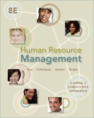 Human Resource Management: Gaining a Competitive Advantage 9780077437251