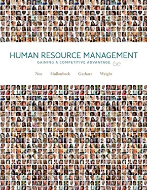 Human Resource Management: Gaining a Competitive Advantage 9780073530208