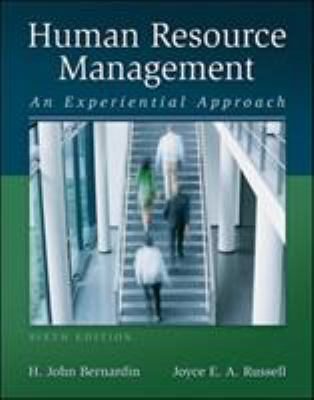 Human Resource Management with Access Card: An Experiential Approach 9780077602963
