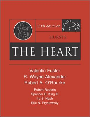 Hurst's the Heart 2 Volume Set 9780071422659
