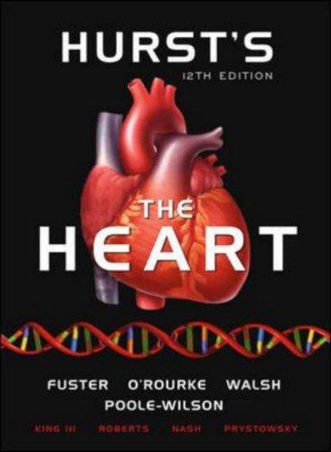 Hurst's the Heart, 2-Volume Set 9780071499286