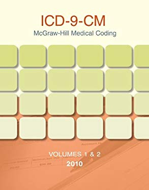 ICD-9-CM for Physicians, Volumes 1 & 2 9780077387655