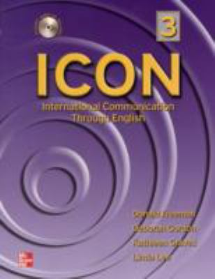 ICON International Communication Through English 3 Student Book with Audio Highlights 9780073198767