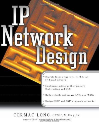 IP Network Design 9780072129991