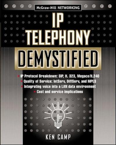 IP Telephone Demystified 9780071406703