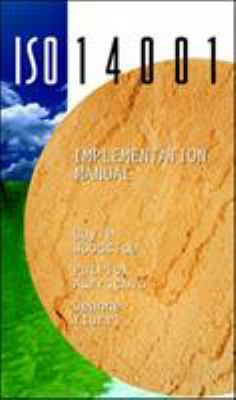 ISO 14001 Implementation Manual 9780070718524