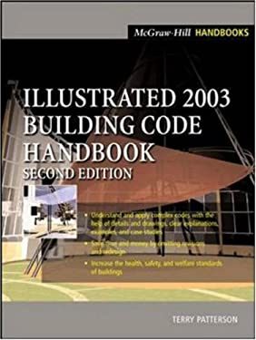Illustrated 2003 Building Code Handbook 9780071423656