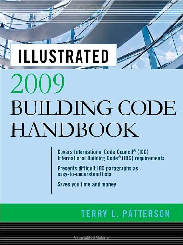 Illustrated 2009 Building Code Handbook 9780071606189