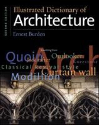 Illustrated Dictionary of Architecture 9780071375290
