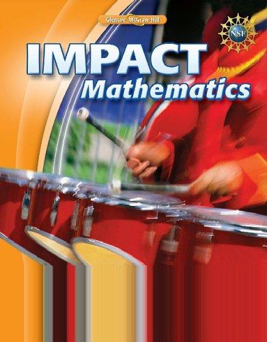Impact Mathematics, Course 3 9780078887055