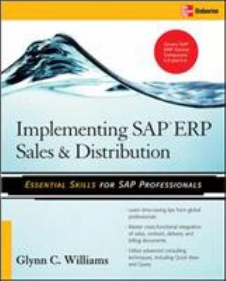Implementing SAP ERP Sales & Distribution 9780071497053