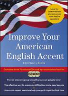 Improve Your American English Accent [With Booklet] 9780071428095