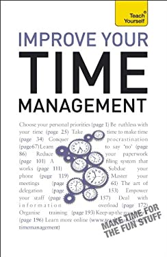 Improve Your Time Management 9780071740074