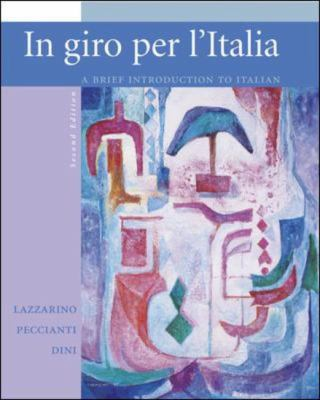 In Giro Per L'Italia: A Brief Introduction to Italian 9780072997415