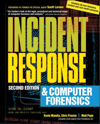 Incident Response & Computer Forensics 9780072226966