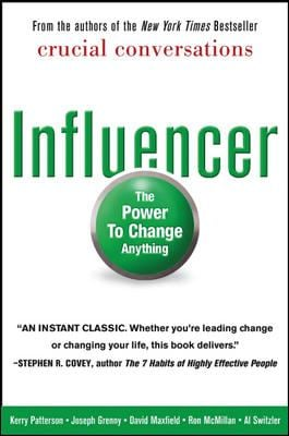Influencer: The Power to Change Anything 9780071484992