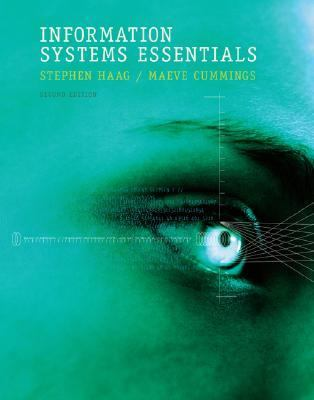 Information Systems Essentials [With CDROM] 9780073323084