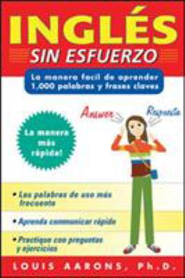 Ingles Sin Esfuerzo [With 3 CDs] 9780071443593