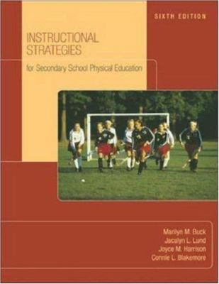 Instructional Strategies for Secondary School Physical Education 9780072844139