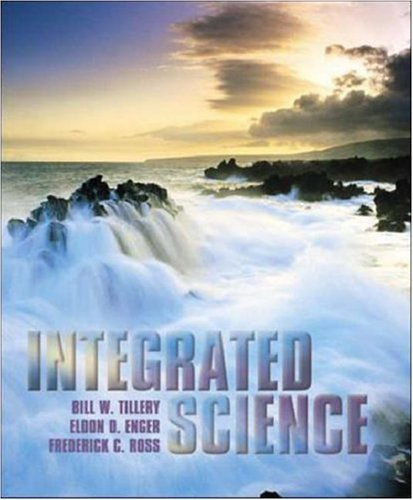 Integrated Science with Powerweb: Physical Science 9780072510041