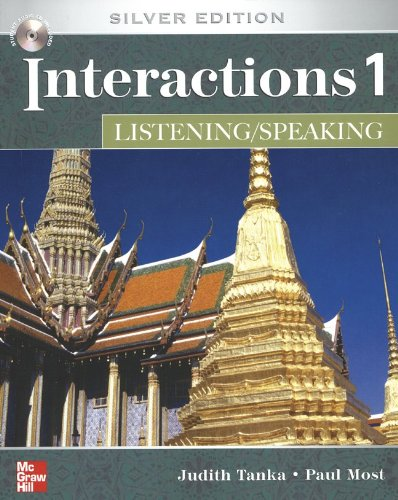Interactions 1 Listening/Speaking [With CD (Audio) and Access Code] 9780077202460