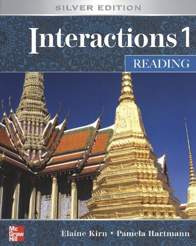 Interactions 1 Reading [With CD (Audio) and Access Code] 9780077194741